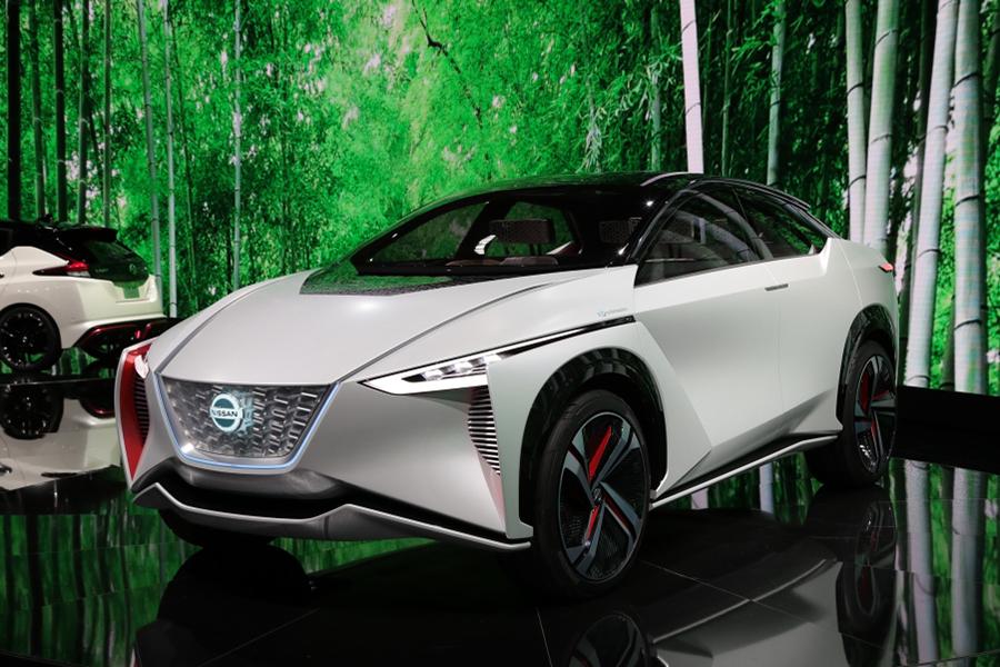 NEDC续航或超400km 日产纯电动SUV将售4.5万美元