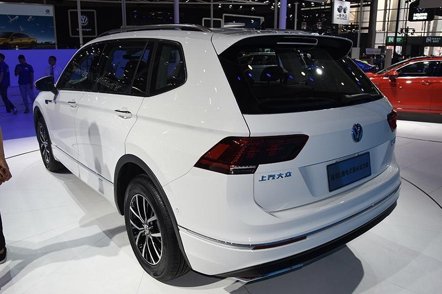 将推两款车型 途观L PHEV推迟至本月24日上市