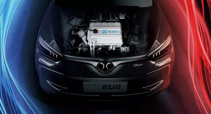 好电机才有好动力 北汽新能源EU5电机系统解析
