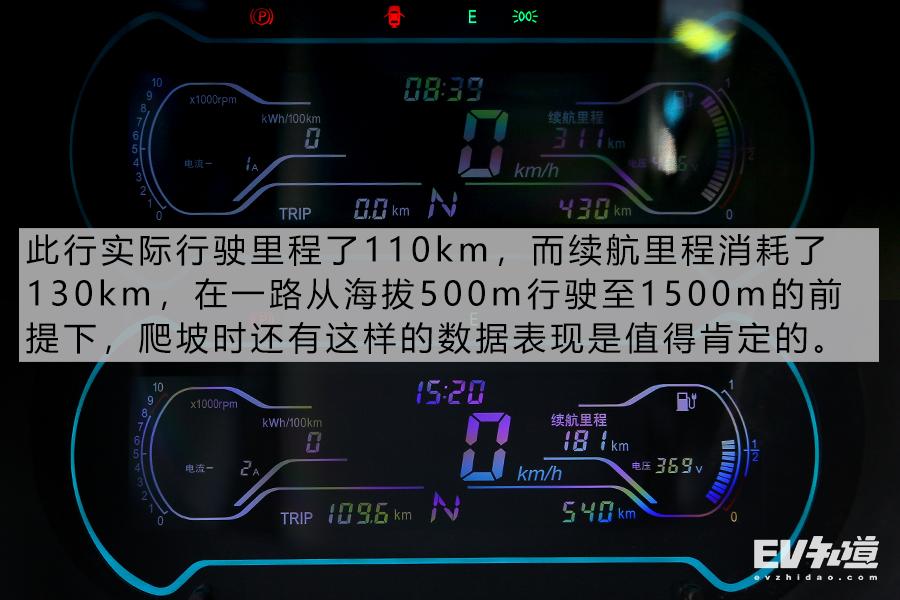 续航410km的电动车考虑一下 试驾奇瑞小蚂蚁400