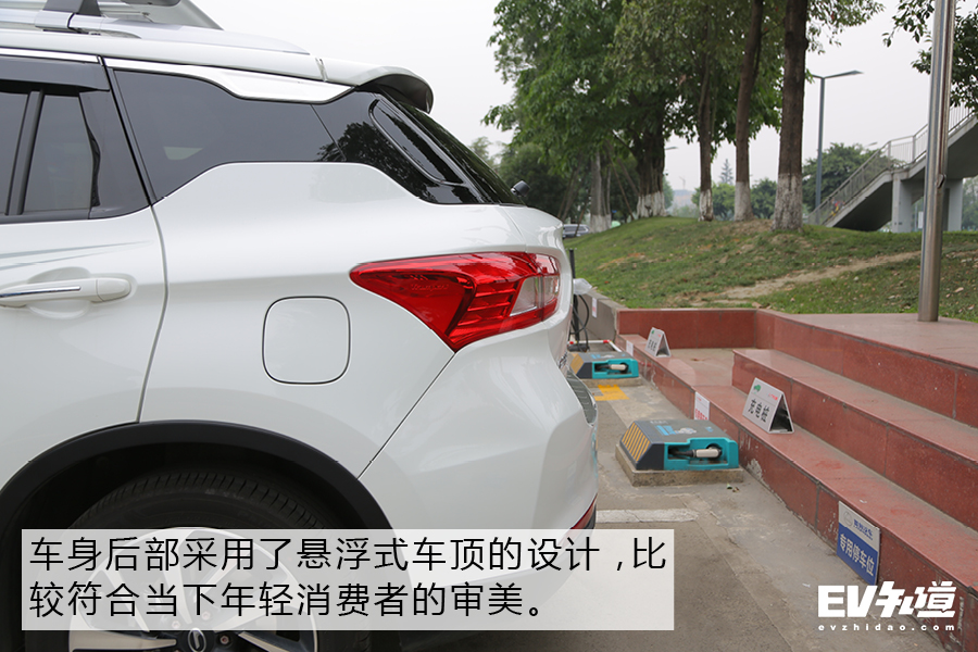 合资SUV插混新兵 广汽三菱祺智PHEV实拍