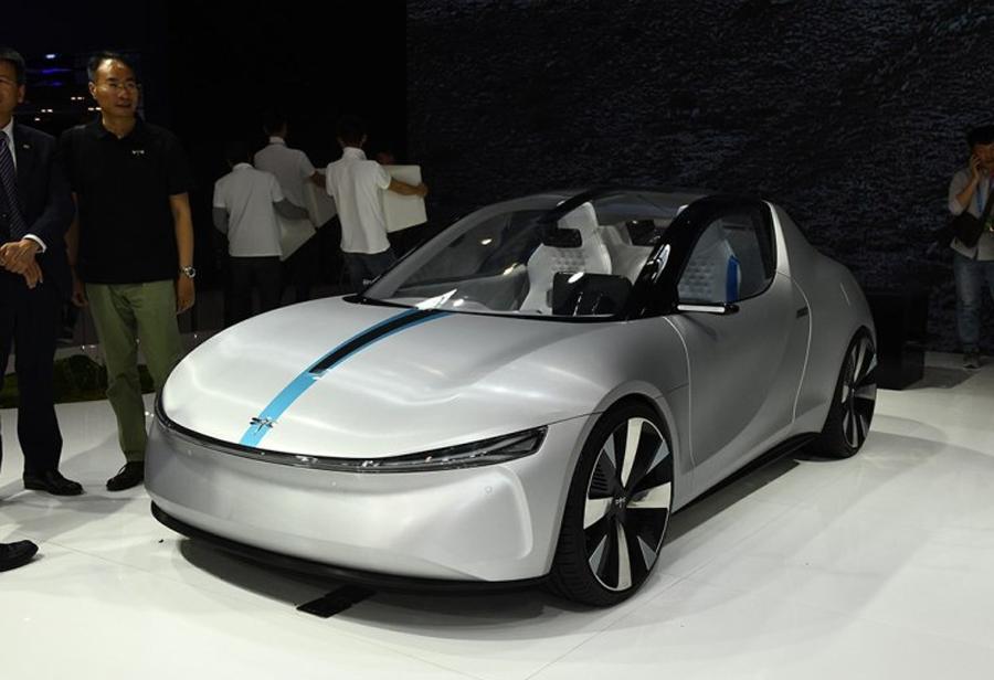 前途汽车产品规划曝光 基于三大平台推多款车型