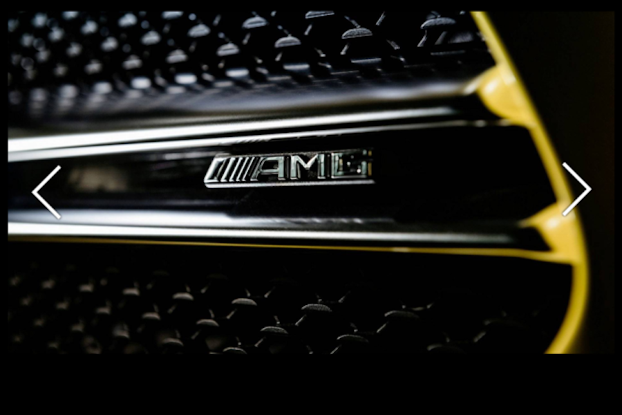 AMG A35预告图发布 搭48V轻混系统/巴黎车展亮相