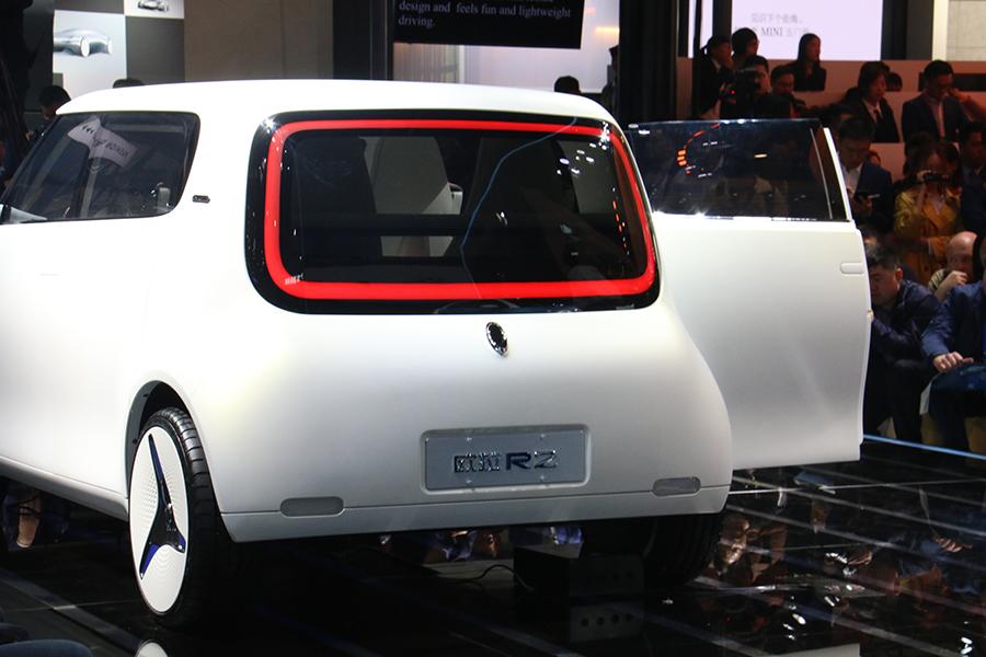 欧拉新车规划曝光 R1年内上市/R2明年8月上市