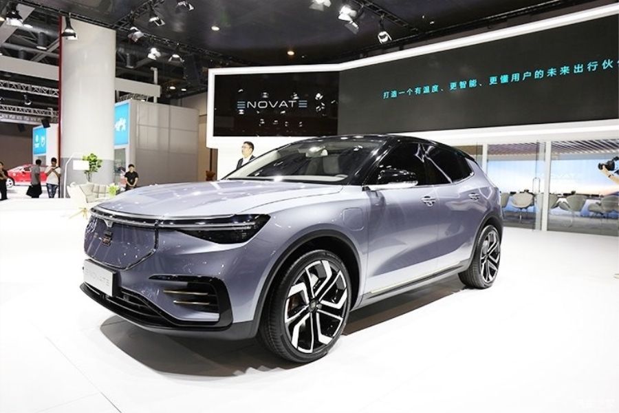 EV晚知道   广汽新能源2019款GS4 PHEV上市