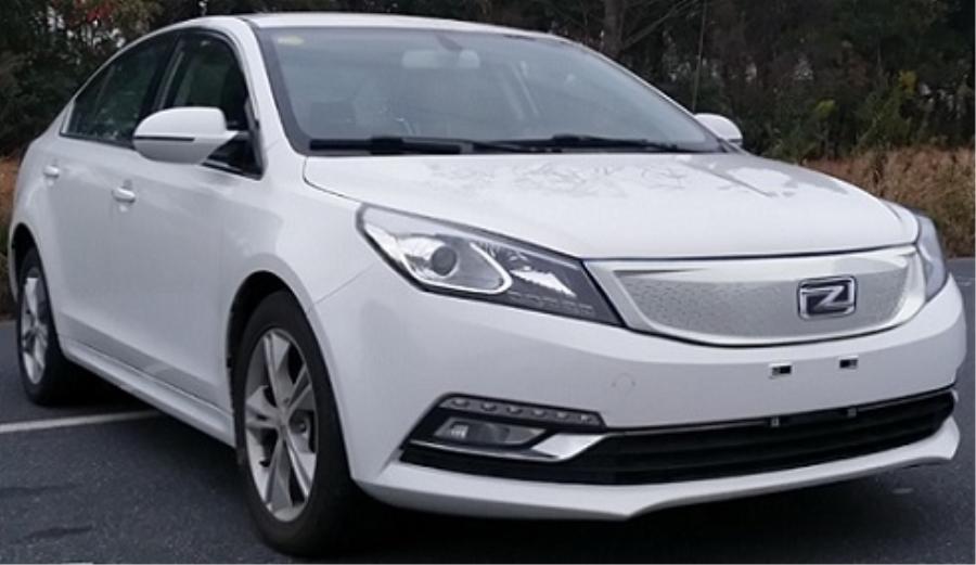 众泰EZ500申报图曝光 有望于年内上市