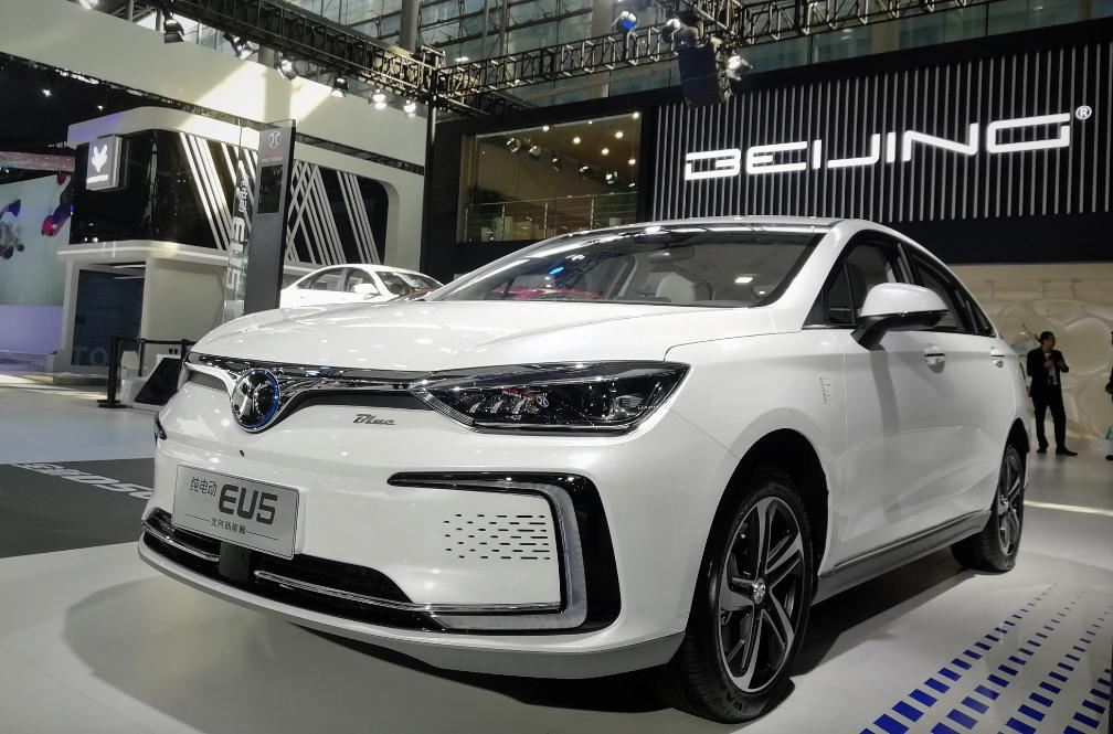 新产品谱系广州车展首秀,BEIJING品牌活力绽放