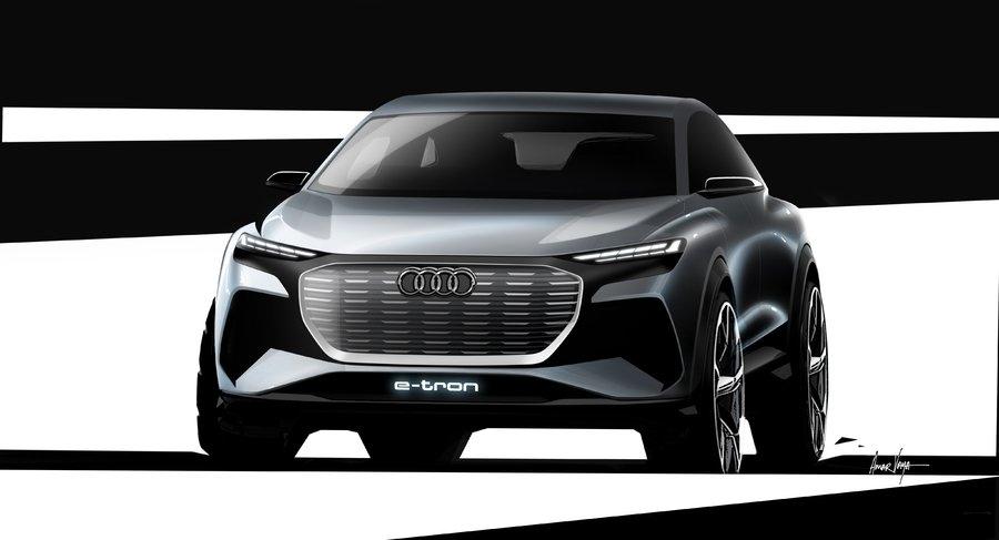 续航可达500km Q4 e-tron量产版将于2020年投产