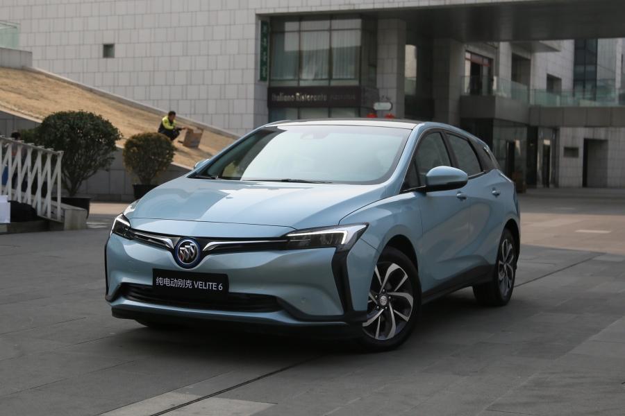"""将推9款电动车型 上汽通用发布""""五年计划"""""""