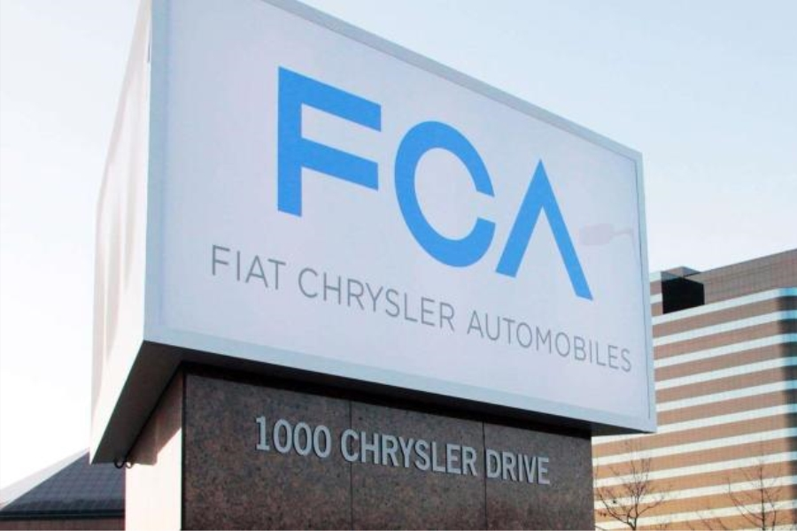 FCA與儲能/充電樁公司合作 為電動車銷售做準備