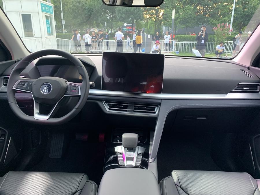 补贴后售17.98万元起 比亚迪宋Pro EV正式上市