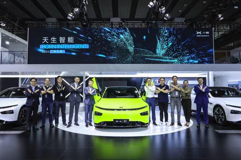 小鹏P7鹏翼版售36.69-40.99万元 下一代自动驾驶软硬件将大幅升级