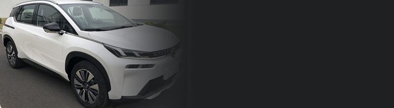 NEDC续航530km 广汽新能源Aion V新车型曝光