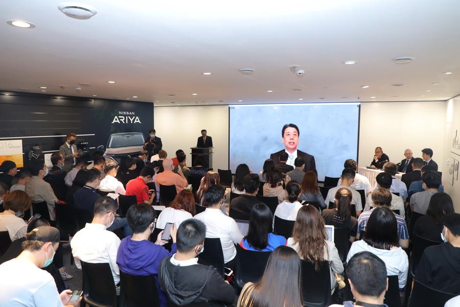 北京车展高端访谈:日产汽车将全力满足中国消费者需求