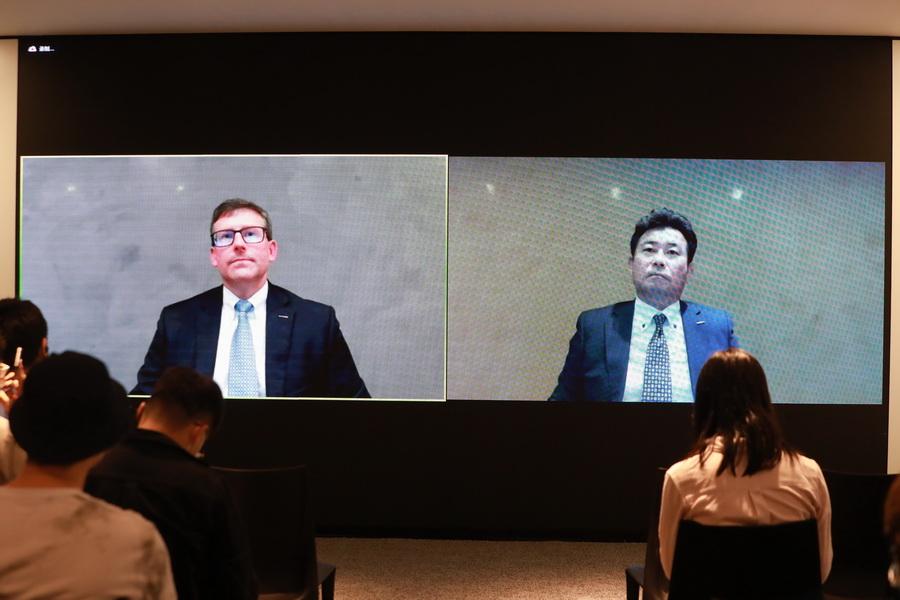 北京车展高端访谈:Ariya融入日产智行概念和技术