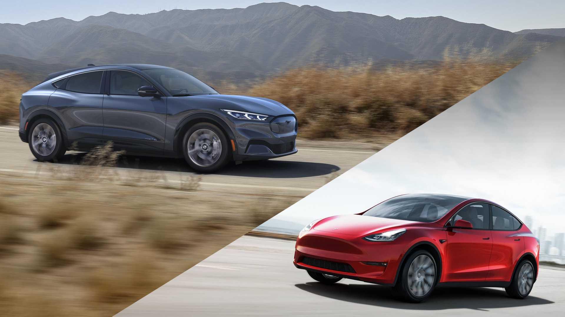 福特新能源車型北美月銷量過萬 福特電動化成績初顯