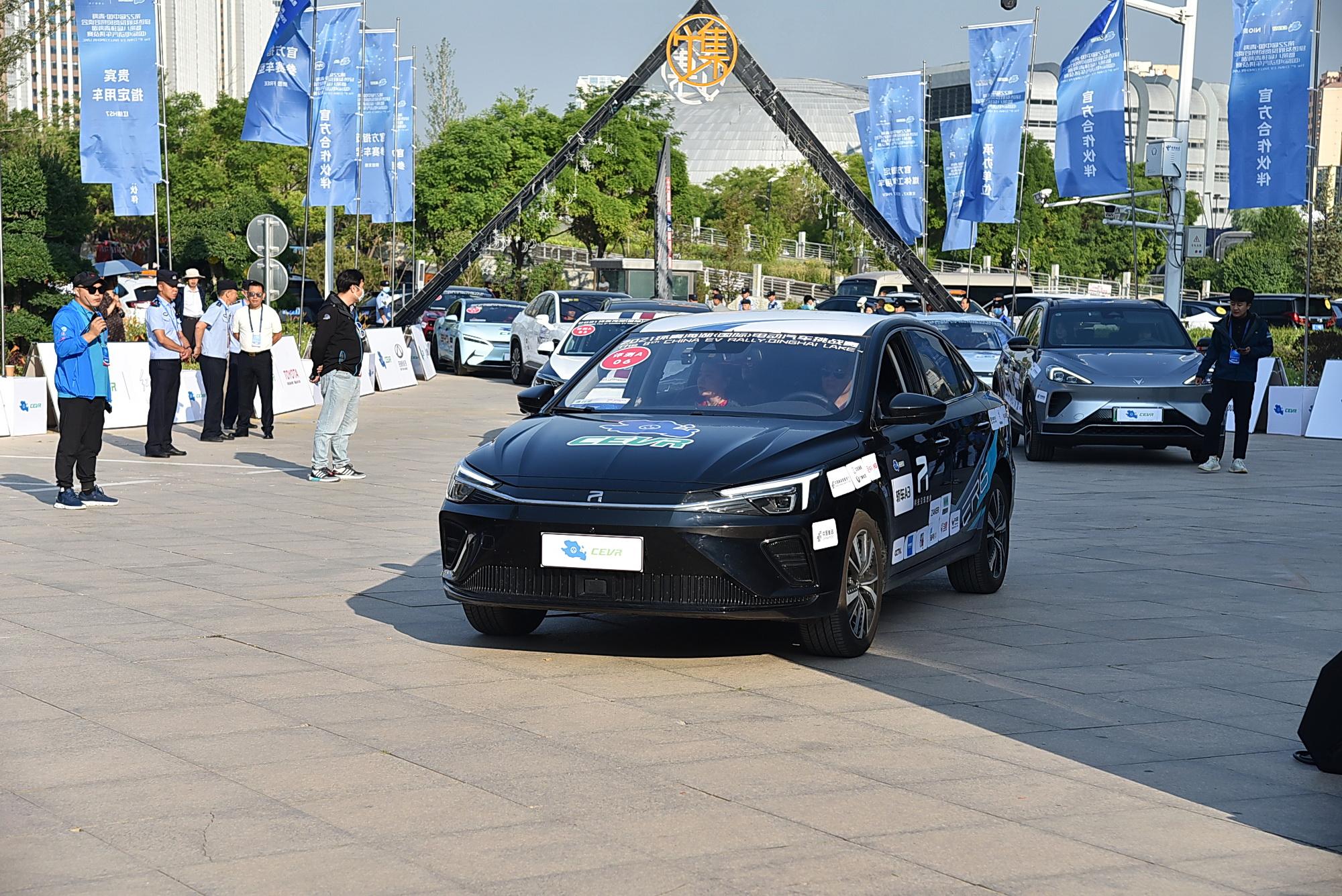 第八屆環青賽日記   DAY 1 :群車薈萃